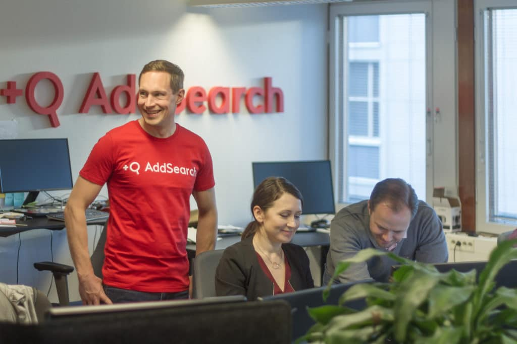 addsearch team